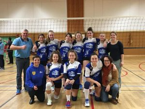 M15 F : Week-end coupe de France