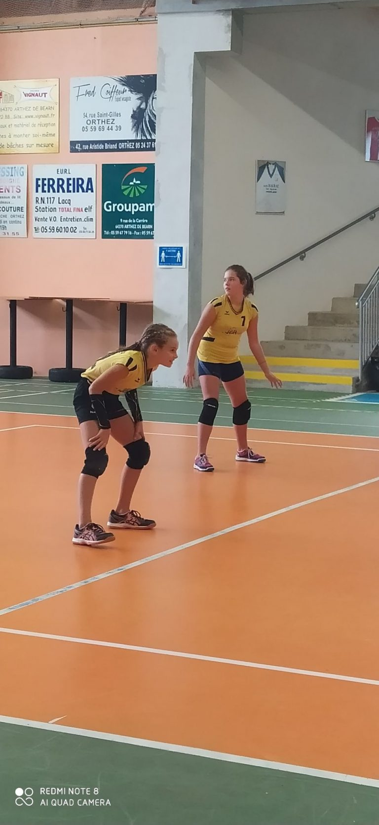 Read more about the article Coupe de France M13 filles