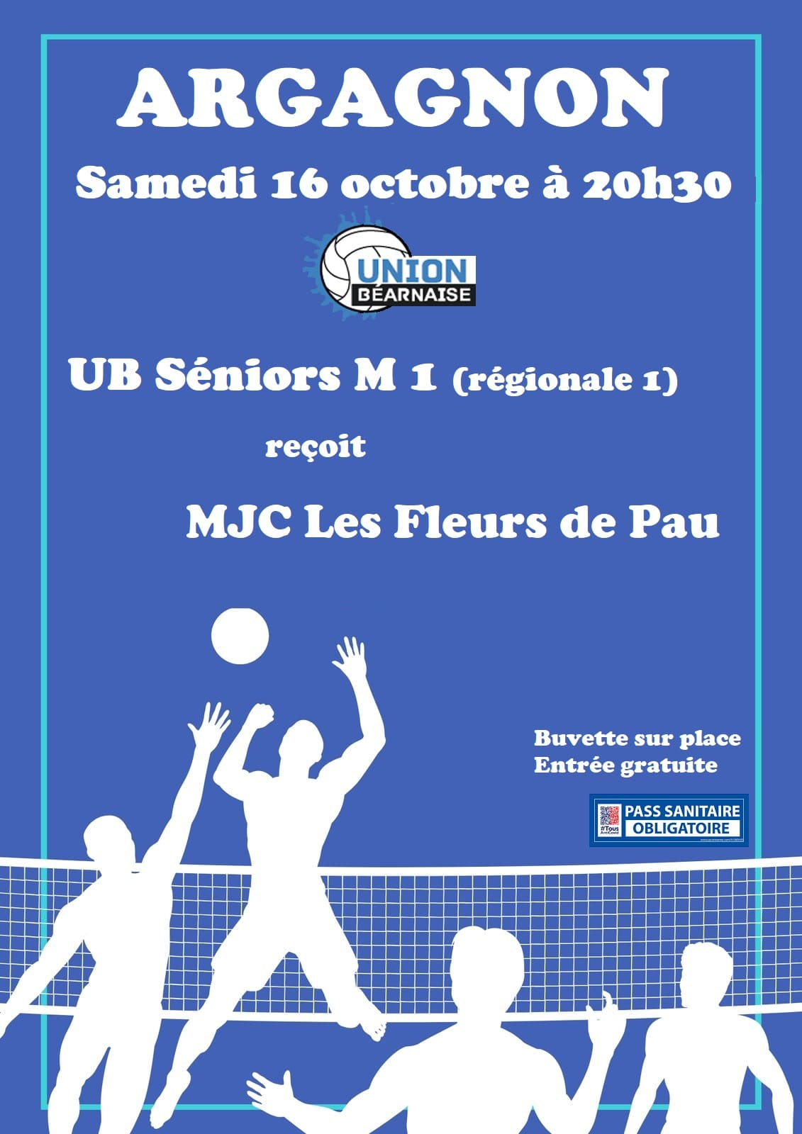 You are currently viewing Prochain match à domicile